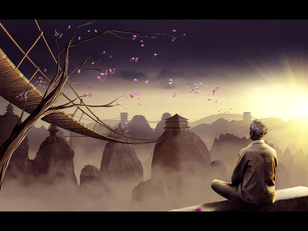 meditando shambala