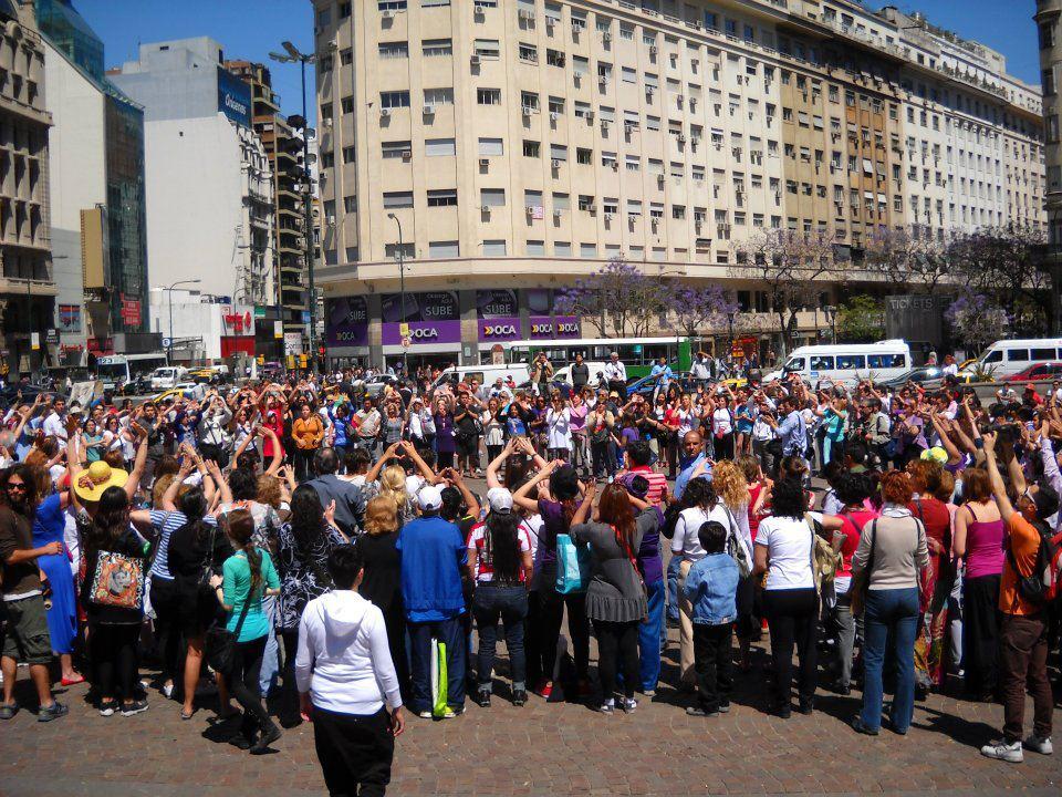 Banderazo Buenos Aires