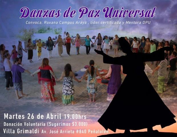 danzas de paz