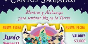 Lanzamiento Cantos Sagrados | Concierto Experiencia