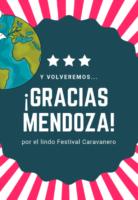 El sello de Paz de un Festival Caravanero en Mendoza
