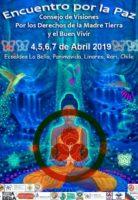 Encuentro por la Paz Chile – Abril 2019