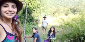 Visita a Las Peinetas / Añiwarraki